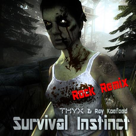 THYX & Ray Koefoed - Survival Instinct (Rock Remix)