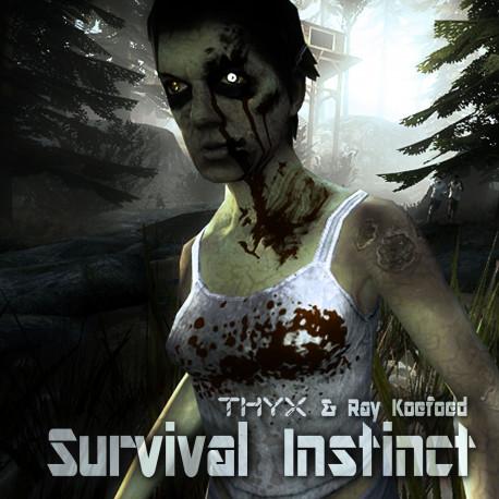 THYX & Ray Koefoed - Survival Instinct