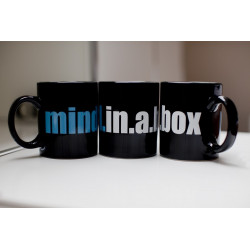 "Mug ""mind.in.a.box"""