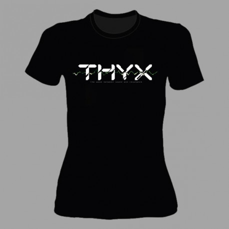 "THYX women t-shirt ""the wave"""