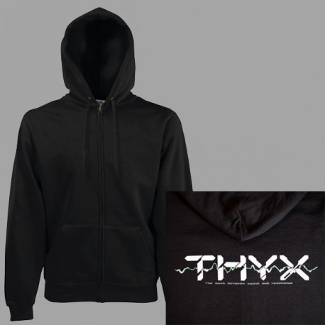 "THYX Hoodie ""The Wave"" MEN"