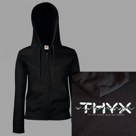 "THYX Hoodie ""The Wave"" WOMEN"