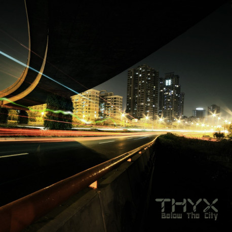 THYX - Below The City (MP3-DOWNLOAD)