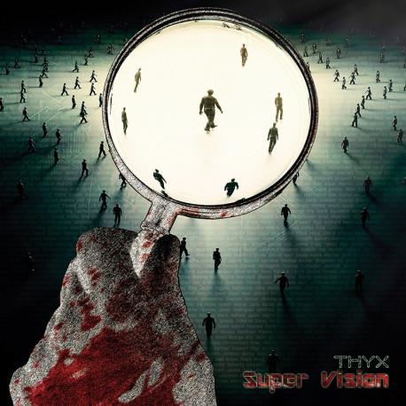 THYX - Super Vision (MP3-DOWNLOAD)
