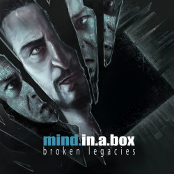 mind.in.a.box - Broken Legacies CD (Vorbestellung)