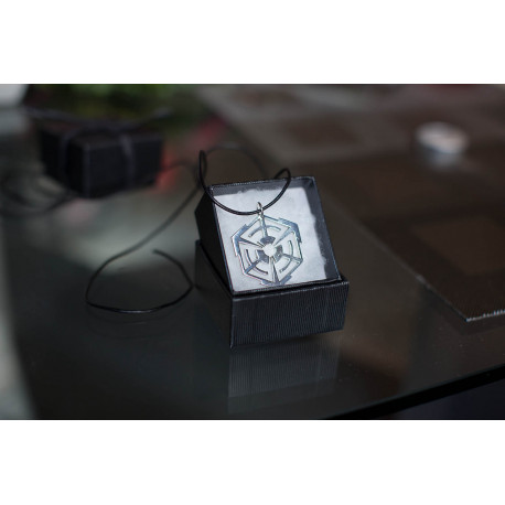 mind.in.a.box Pendant (Silver)